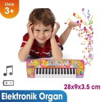 Ocean Toy Electronic Organ Mainan Edukasi Anak OCT293 - Multicolor