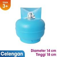 Ocean Toy Celengan Tabung Gas OTI9956 - Multicolor
