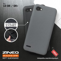 Silicon Soft Case LG Q6 / Plus Softcase Silikon Jelly Gel Casing Cover