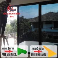 STICKER / STIKER KACA FILM RIBEN ( WINDOW FILM )