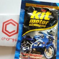 Shampoo Motor Kit Body Motor Sepeda 15 ml plus premium silicone