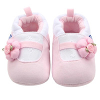 babygwen sepatu prewalker bayi anak perempuan impor