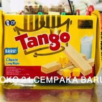 Tango Wafer CHEESE Long Wafers 47g | Biskuit Kue Keju Murah Tango 47 g