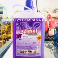 Aganol LAVENDER 3.7Liter | Pembersih Lantai Floor 3,7 3.7 Liter Yuri