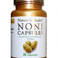 Natures Health Noni Capsules 500mg 30 capsules Diskon