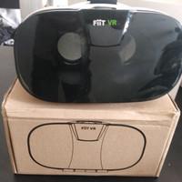 FiiT VR 2N Cardboard 3D VR Headset Virtual Reality Box