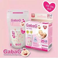 Gabag Kantong Asi 100ml Pink
