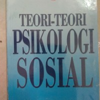 Buku Teori Psikologi Sosial