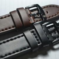 Strap tali jam tangan kulit expedition alexandre swiss army berkualita