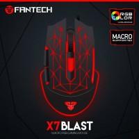 Fantech X7 Blast - Macro Gaming Mouse RGB