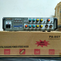Amplifier Targa PA-807