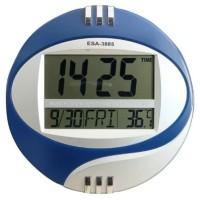 Jam digital bisa di dinding atau di meja ESA 3885