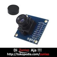 OV7670 camera module Arduino VGA CIF auto exposure control display