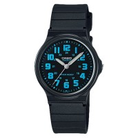 Casio Standard MQ-71-2BDF - Classic - Man Watch - Resin Band