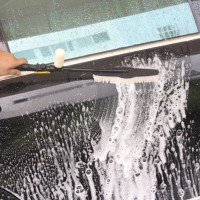 Water Brush Gun for Car Wash | Sikat Cuci Mobil Semprot Air - HMB087