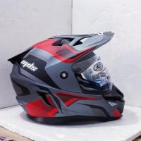 Helm cross Mds Superpro motif 2 Doff