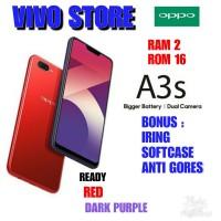 OPPO A3S RAM 2/16 GARANSI RESMI OPPO INDONESIA 1TH
