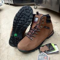 Sepatu gunung karrimor ksb kinder waterproof original