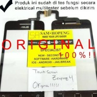 Asus Zenfone 4 / 4S / 4C Touchscreen / kaca LCD / Digitizer / Gorilla
