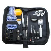 Alat Service Reparasi Jam Tangan / Watch Repair Tool Kit Set Lengkap
