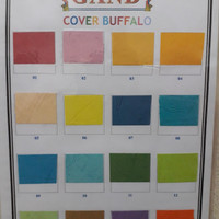 Kertas Cover Buffalo GAND