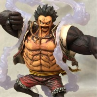 BANPRESTO King of Artist KOA One Piece BOUND MAN Monkey D Luffy Gear