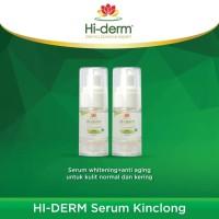 Serum kinclong hiderm theraskin / serum hi Derm kinclong mirip ertos