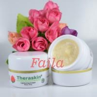 lightening cream theraskin / krim pencerah theraskin