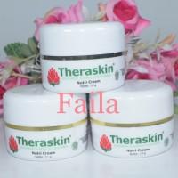 nutri cream theraskin / cream setelah peeling / cream