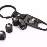 Tutup Pentil M3 BMW dan Gantungan Kunci - Air Cap Racing Universal