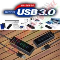 High Speed 4 Ports USB HUB 3.0 Adapter 5Gbps - MALANG