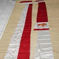 Bendera merah putih bandir atau layur | 3 meter | termurah | kualitas