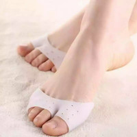Soft gel front foot - silikon silicone pelindung jari kaki - cushion