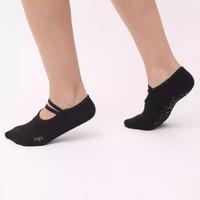 Yoga sock / Kaos kaki yoga / Pilates / Anti Slip Bandage Cotton Sport