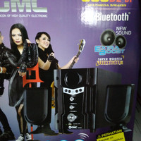 Speaker GMC 888D2 BT Bluetooth Aktif Multimedia Speker