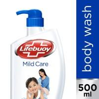 LIFEBUOY SABUN CAIR MILD CARE PUMP 500ML Unilever