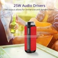 Bluetooth Speaker Tronsmart Elemen T6 Mega Bass 25 W - Black - Hitam