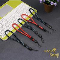 Lanyard rope airpods iphone hp kunci - gantungan hp iphone