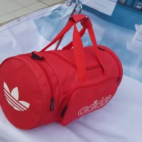 Travel gym bag nike adidas tabung tas olahraga basket futsal fitness