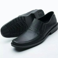 Sepatu pantofel kulit asli 100%