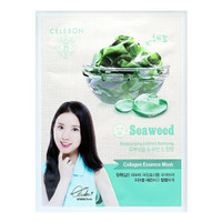 Celebon Collagen Essence Seaweed Mask Masker Wajah