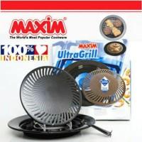 Alat Panggang / Pemanggang / BBQ 25 cm Maxim Ultra Grill