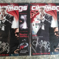 Majalah CINEMAGS - 89th Edition (December 2006)