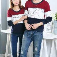 sweatshirt keren | sweater pasangan | sweater tebal | leory lp couple