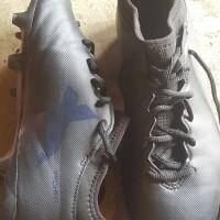 Sepatu bola adidas x17 black