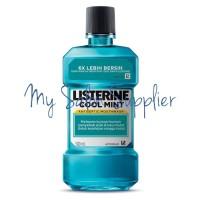 Listerine Antiseptic Mouthwash Cool Mint 500ml