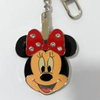 Gantungan Kunci Souvenir Luar Negeri Hongkong Disney Minnie Original