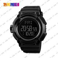 Jam Tangan Pria Digital SKMEI 1339 Black Water Resistant 50M
