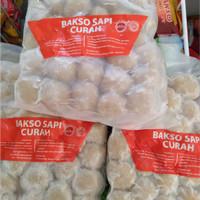Bakso Sapi Bernardi Curah 500 gram Tasya Kitchen