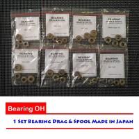 Bearing Set Reel OH Jigging Master - Xtreme Jigger Untuk Drag & Spool